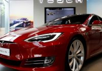 Where Tesla Car Made New Tesla Auto Park Upgrade to Be Ready In Six Weeks Musk – Mday