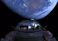 Where Tesla Roadster In Space Beautiful Elon Musk is Not the Future Tech Ceos are Out for