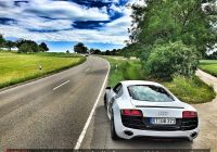 White Audi Best Of White Audi Coupe for Desktop Wallpaper