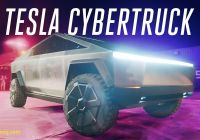 Why Tesla Truck Glass Broke Best Of Tesla Cybertruck Elon Musk Announces Electric Pickup Truck