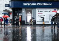 Why Tesla Window Broken Unique Dixons Carphone Swings to Loss after Nearly £500m In Charges