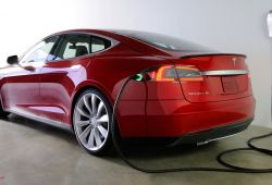 Awesome with Tesla Car